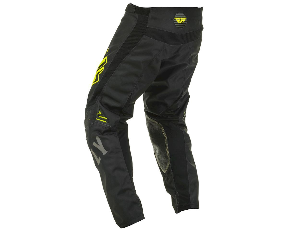 Fly Racing Kinetic K220 Pants (Black/Grey/Hi-Vis) (26)