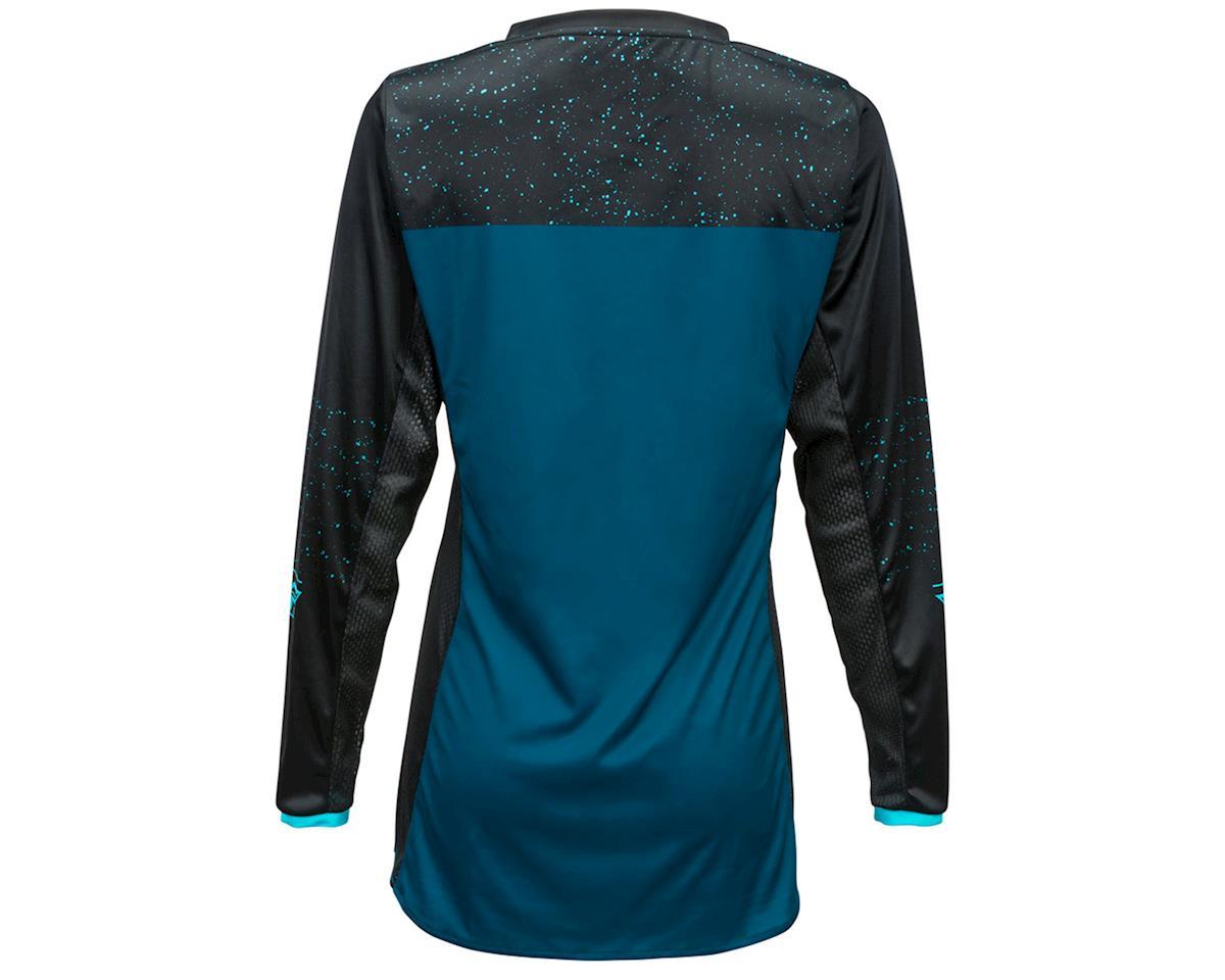 Fly Racing Women's Lite Jersey (Navy/Blue/Black) (YL)