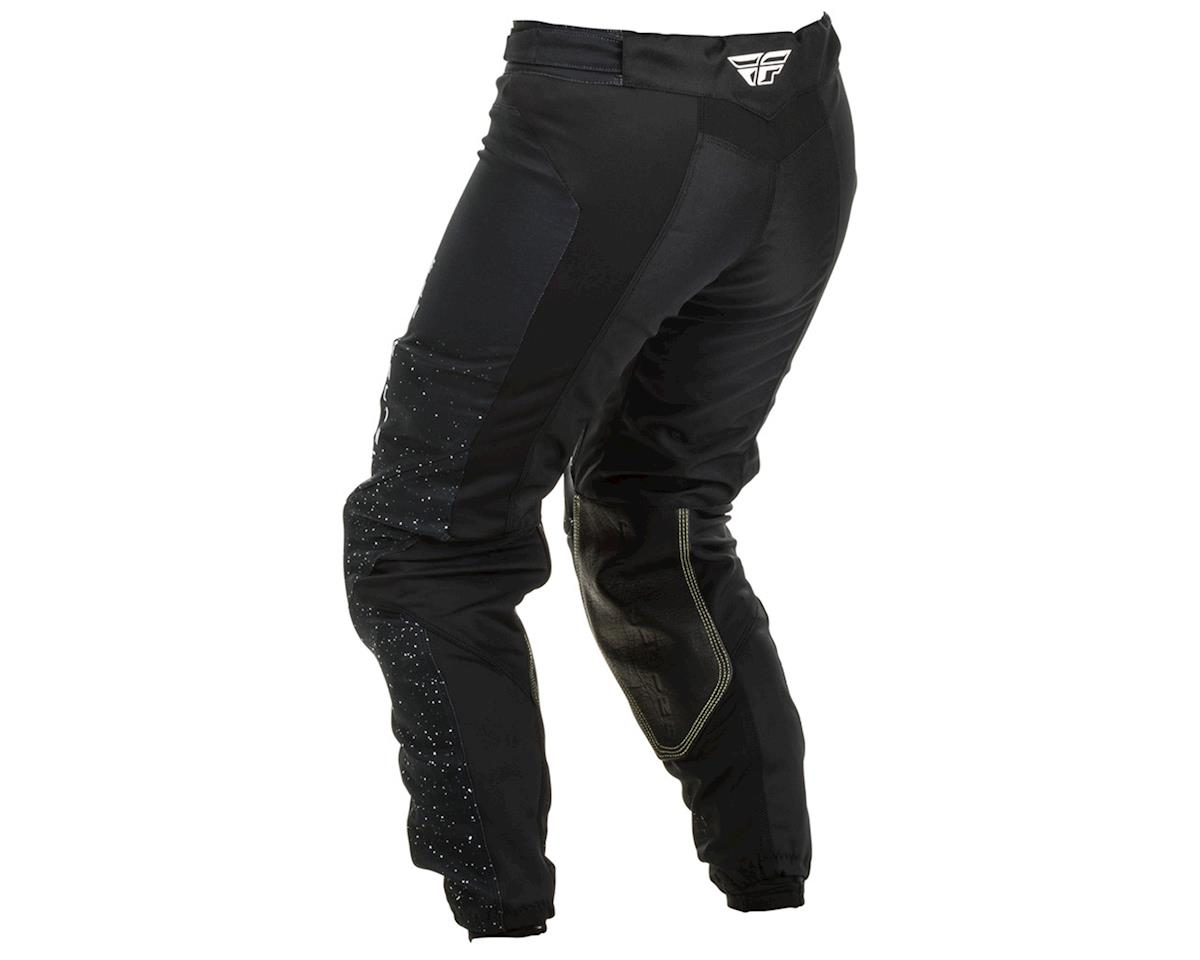 Image 2 for Fly Racing Women's Lite Pants (Black/White) (13/14)