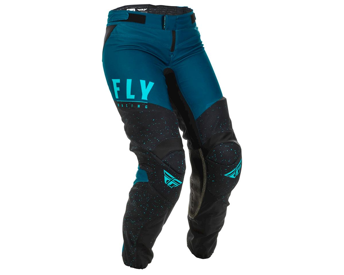 Fly Racing Women's Lite Pants (Navy/Blue/Black) (3/4)