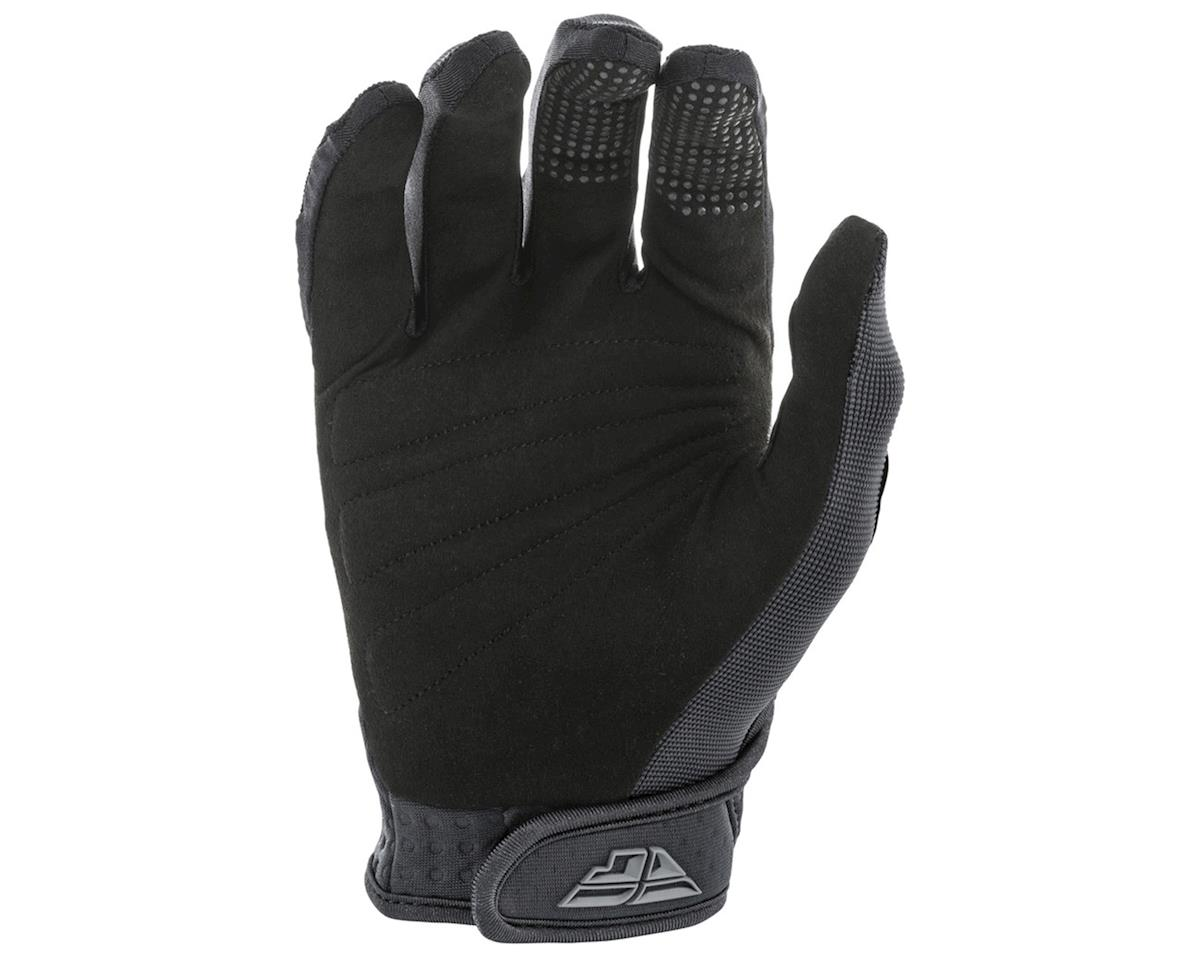Image 2 for Fly Racing F-16 Gloves (Black/Grey) (YXS)