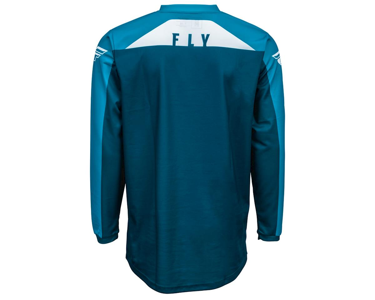 Fly Racing F-16 Jersey (Navy/Blue/White) (XL)