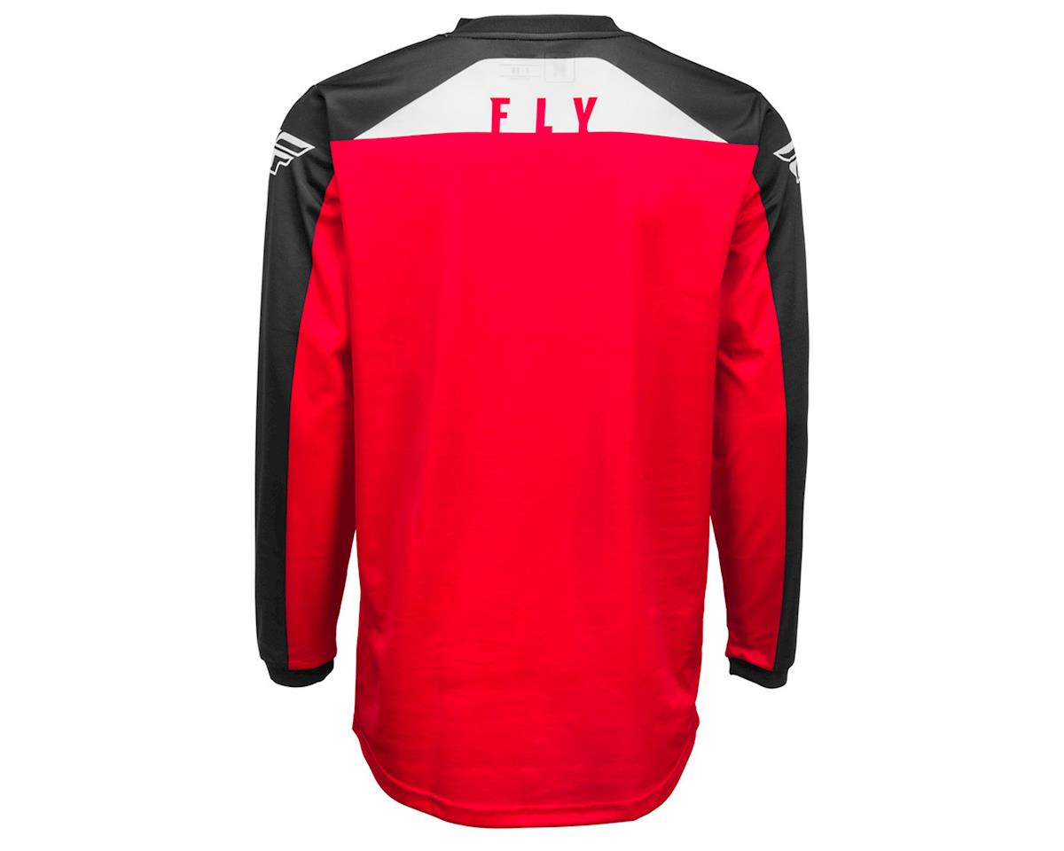 Image 2 for Fly Racing F-16 Jersey (Red/Black/White) (YL)