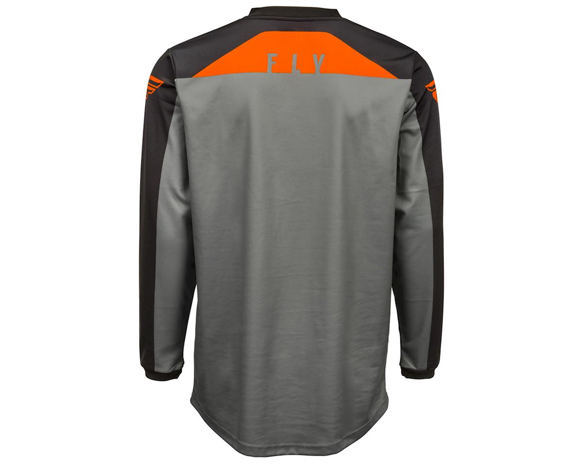 Image 2 for Fly Racing F-16 Jersey (Grey/Black/Orange) (S)