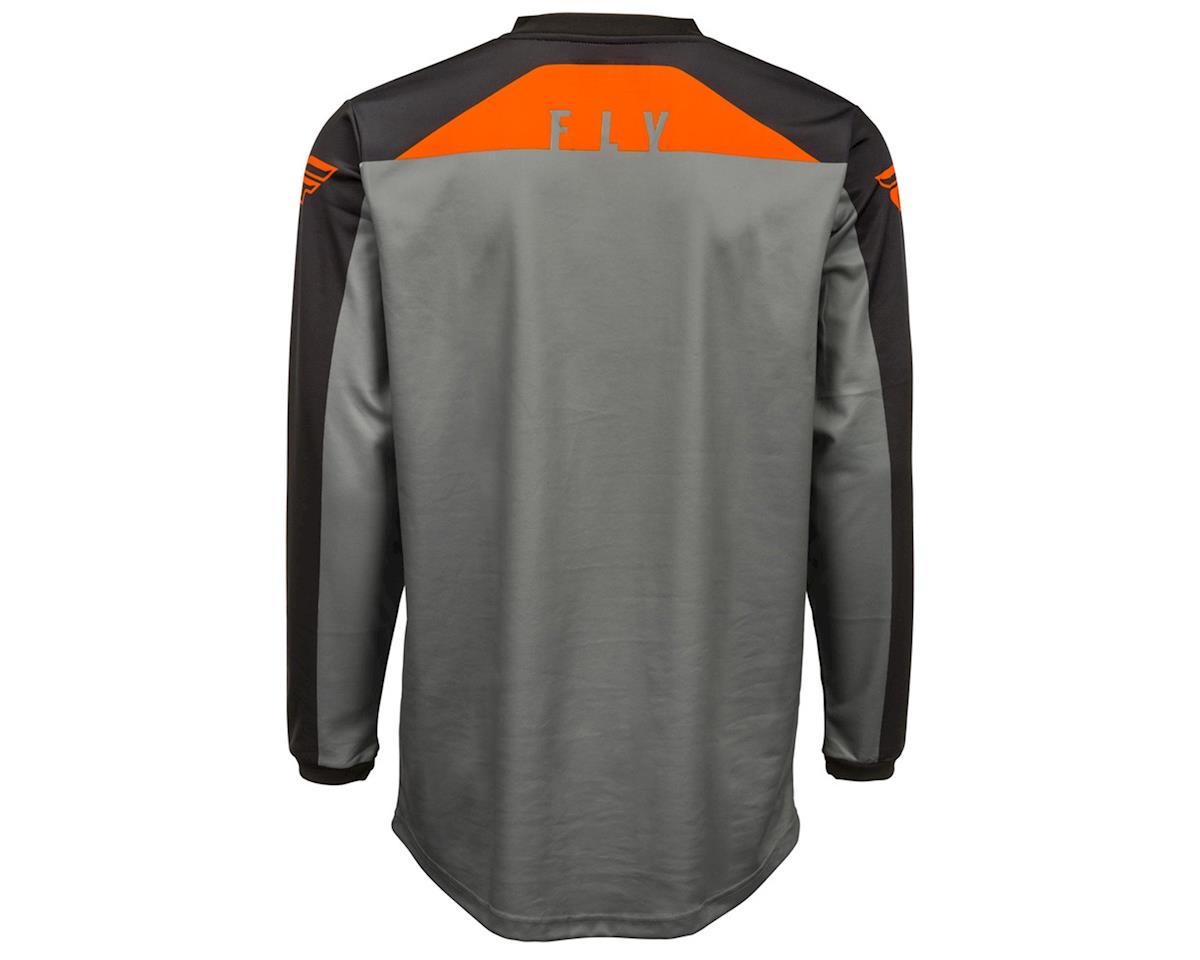 Fly Racing F-16 Jersey (Grey/Black/Orange) (YXS)