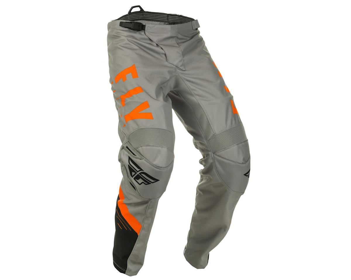 Fly Racing F-16 Pants (Grey/Black/Orange) (20)