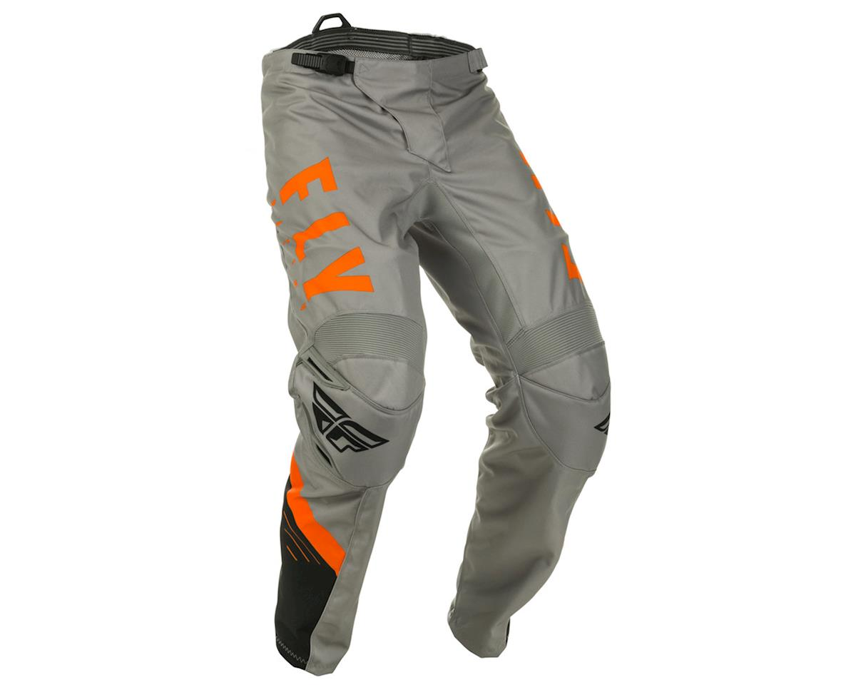 Fly Racing F-16 Pants (Grey/Black/Orange) (22)