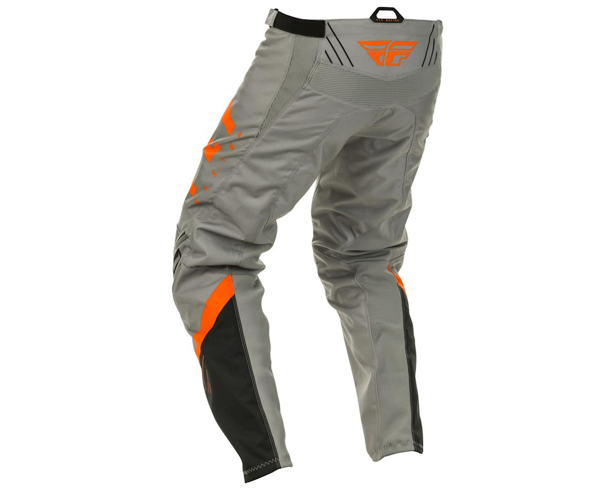 Image 2 for Fly Racing F-16 Pants (Grey/Black/Orange) (36)