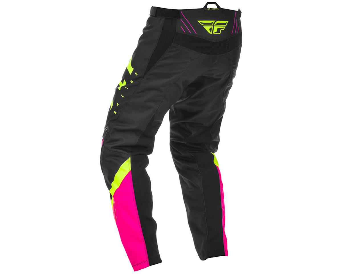 Image 2 for Fly Racing F-16 Pants Neon (Pink/Black/Hi-Vis) (22)