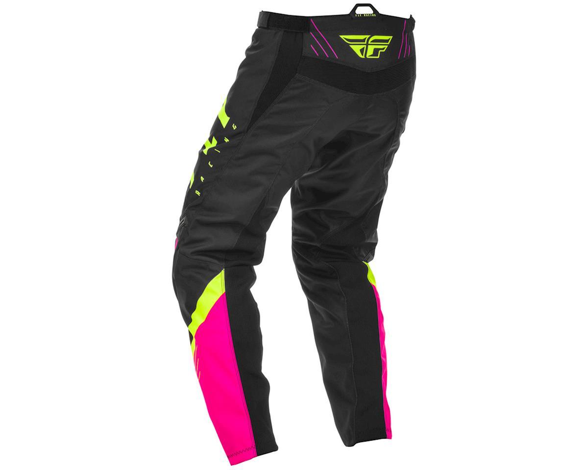 Image 2 for Fly Racing F-16 Pants Neon (Pink/Black/Hi-Vis) (30)
