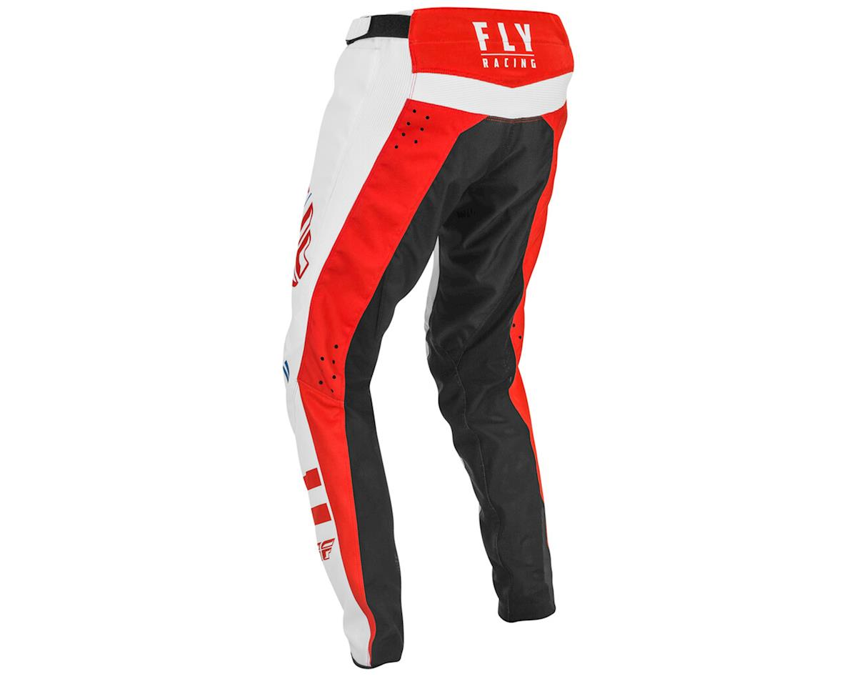 Image 2 for Fly Racing Team USA Kinetic Bicycle Pants (Red/White/Blue) (32)