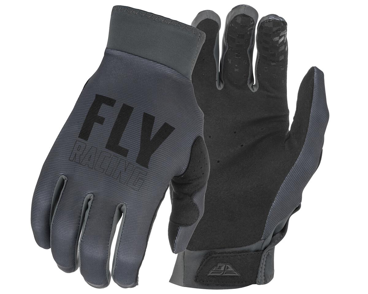 Fly Racing Pro Lite Gloves (Grey/Black) (L)