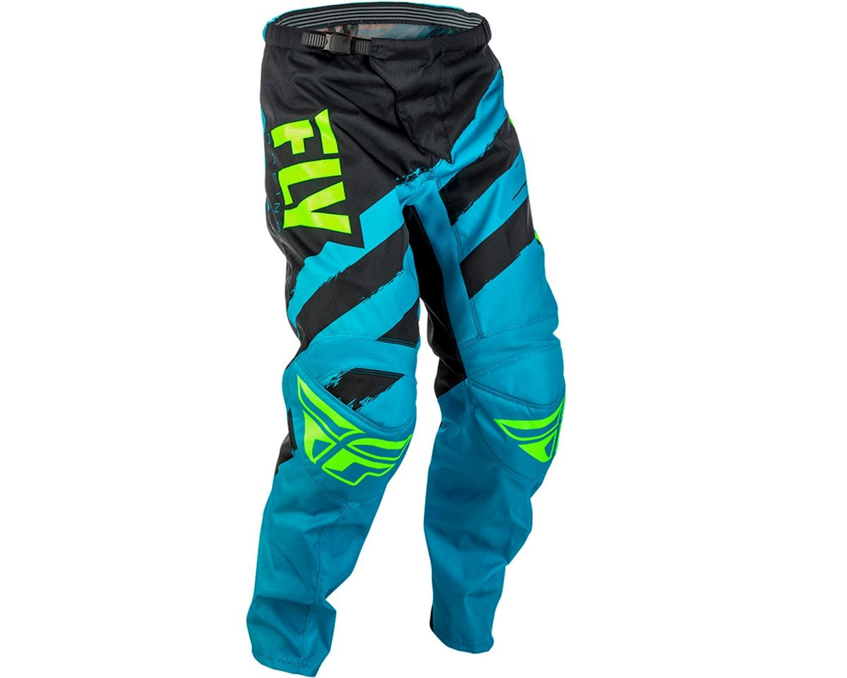 Fly Racing 2018 F-16 Pants (Blue/Black)