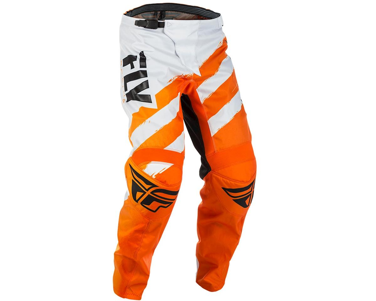 Fly Racing 2018 F-16 Pants (Orange/White) (30)