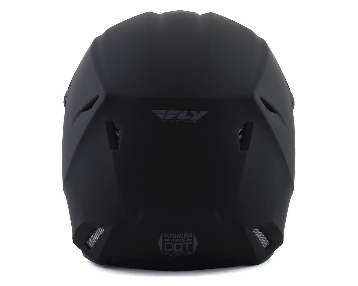 Image 2 for Fly Racing Kinetic Solid Helmet (Matte Black) (XL)
