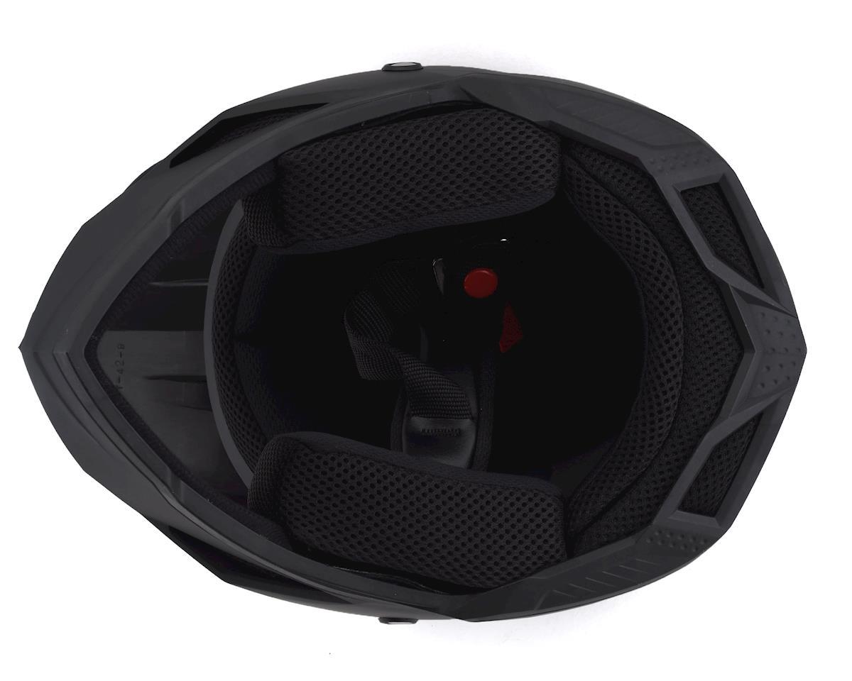 Image 3 for Fly Racing Default Full Face Mountain Bike Helmet (Matte Black/Grey) (Kids M)