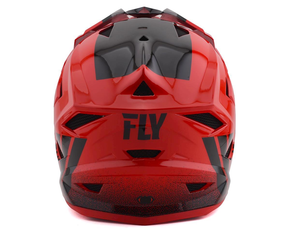 Fly Racing Default Full Face Mountain Bike Helmet (Red/Black) (L)