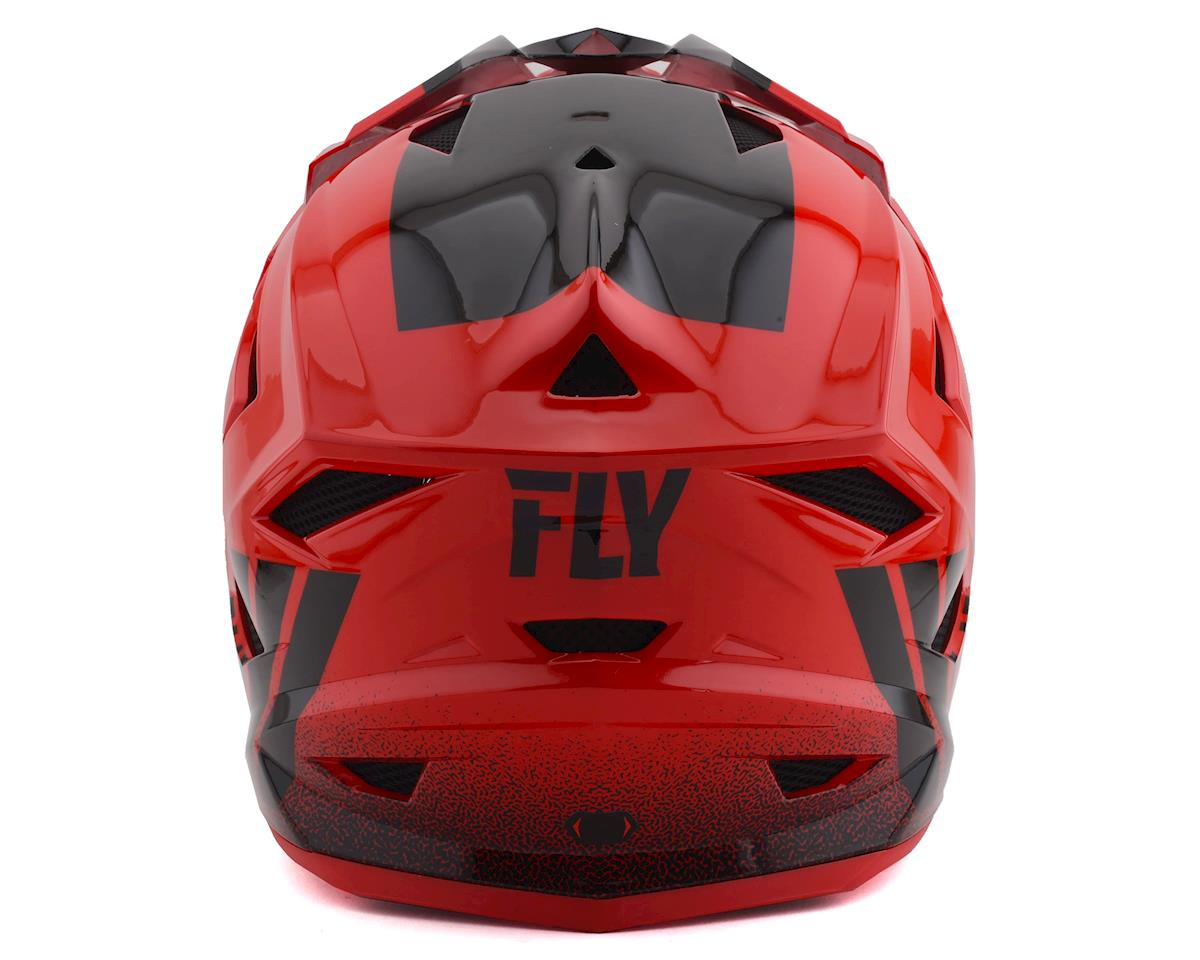 Fly Racing Default Full Face Mountain Bike Helmet (Red/Black) (S)