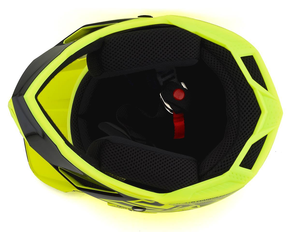 Fly Racing Default Full Face Mountain Bike Helmet (Hi-Vis Yellow/Black) (L)
