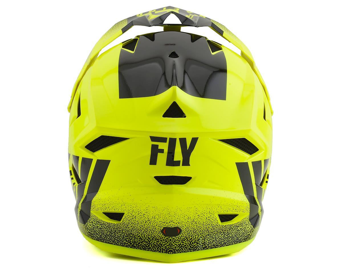 Fly Racing Default Full Face Mountain Bike Helmet (Hi-Vis Yellow/Black) (S)