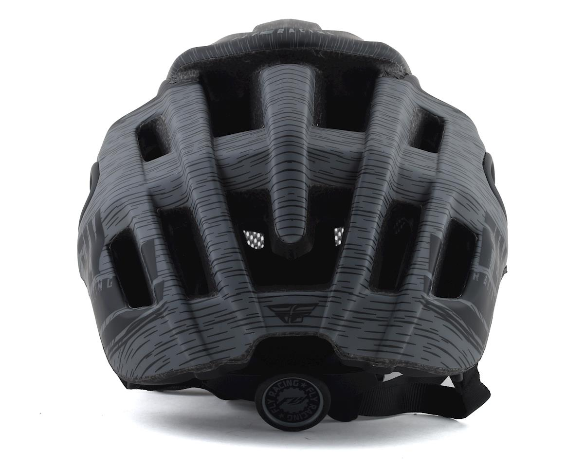 Image 2 for Fly Racing Freestone Ripa Helmet (Matte Black/Grey) (M/L)