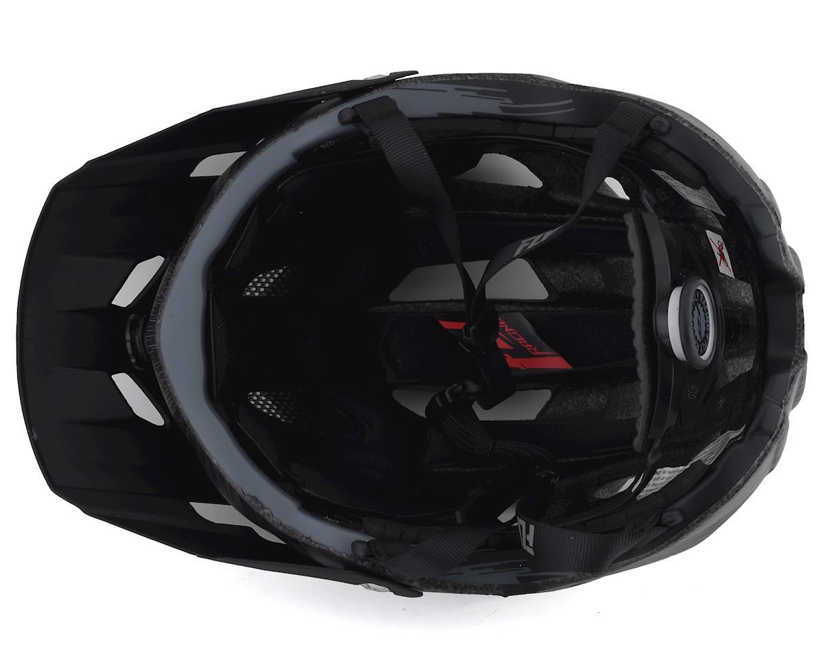 Image 3 for Fly Racing Freestone Ripa Helmet (Matte Black/Grey) (M/L)