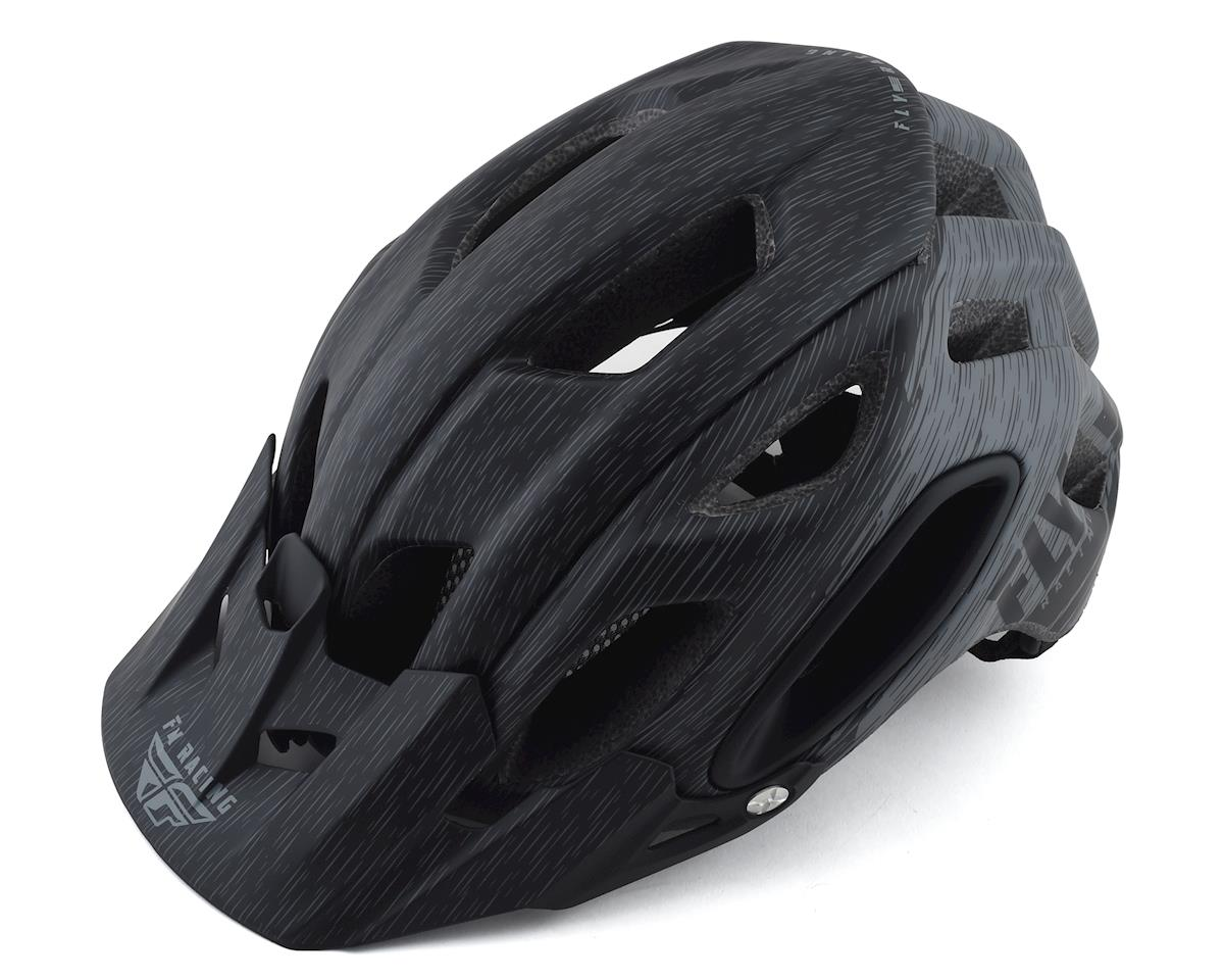 Image 1 for Fly Racing Freestone Ripa Helmet (Matte Black/Grey) (XL/XXL)