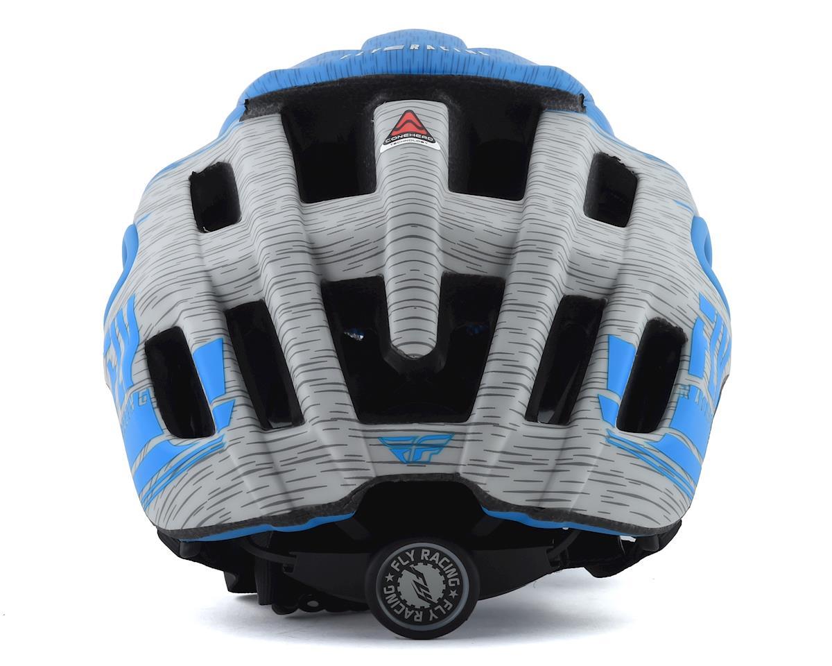 Image 2 for Fly Racing Freestone Ripa Helmet (Matte Blue/Grey) (M/L)