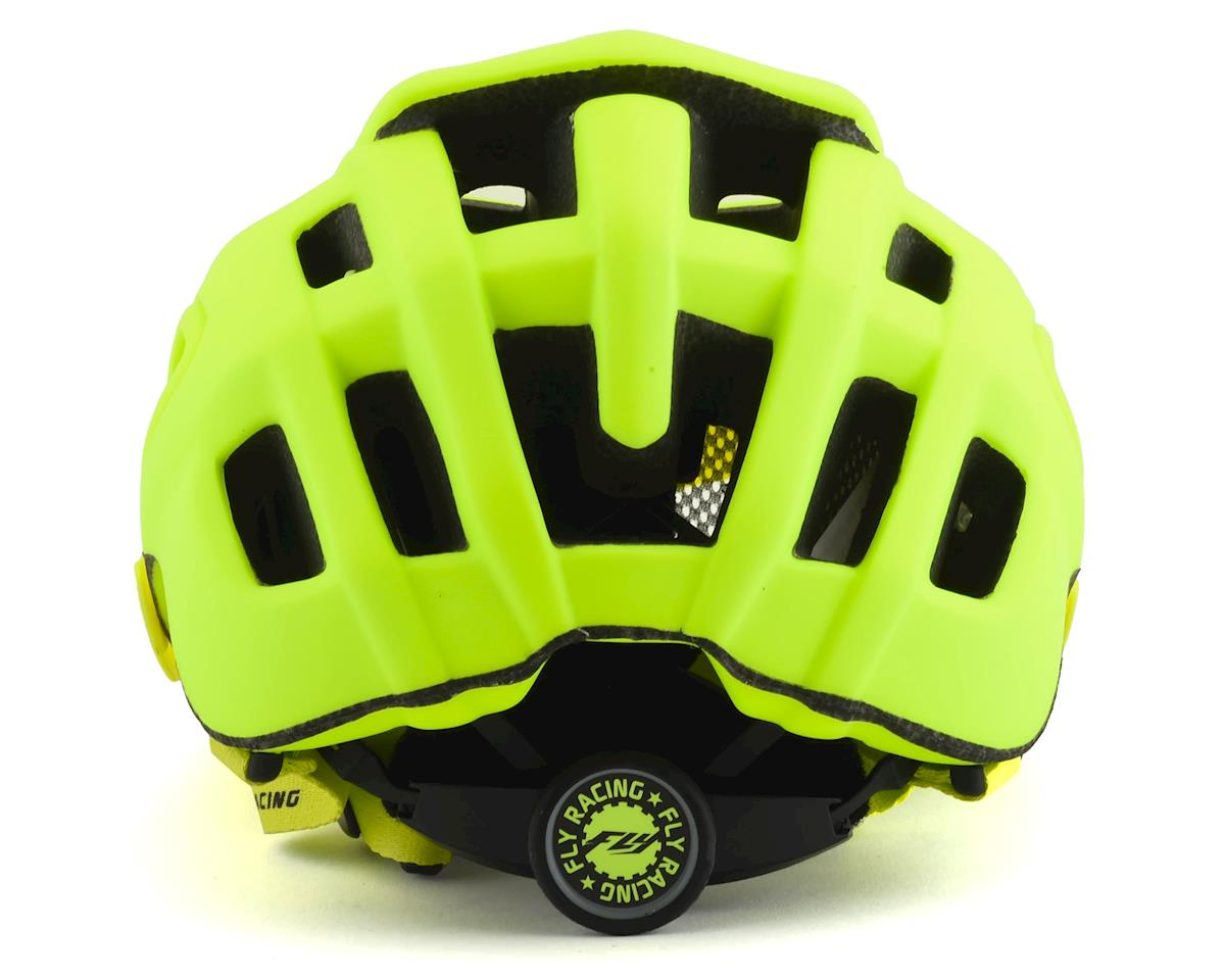 Fly Racing Feestone Mountain Bike Helment (Matte Hi-Viz) (XS/S)