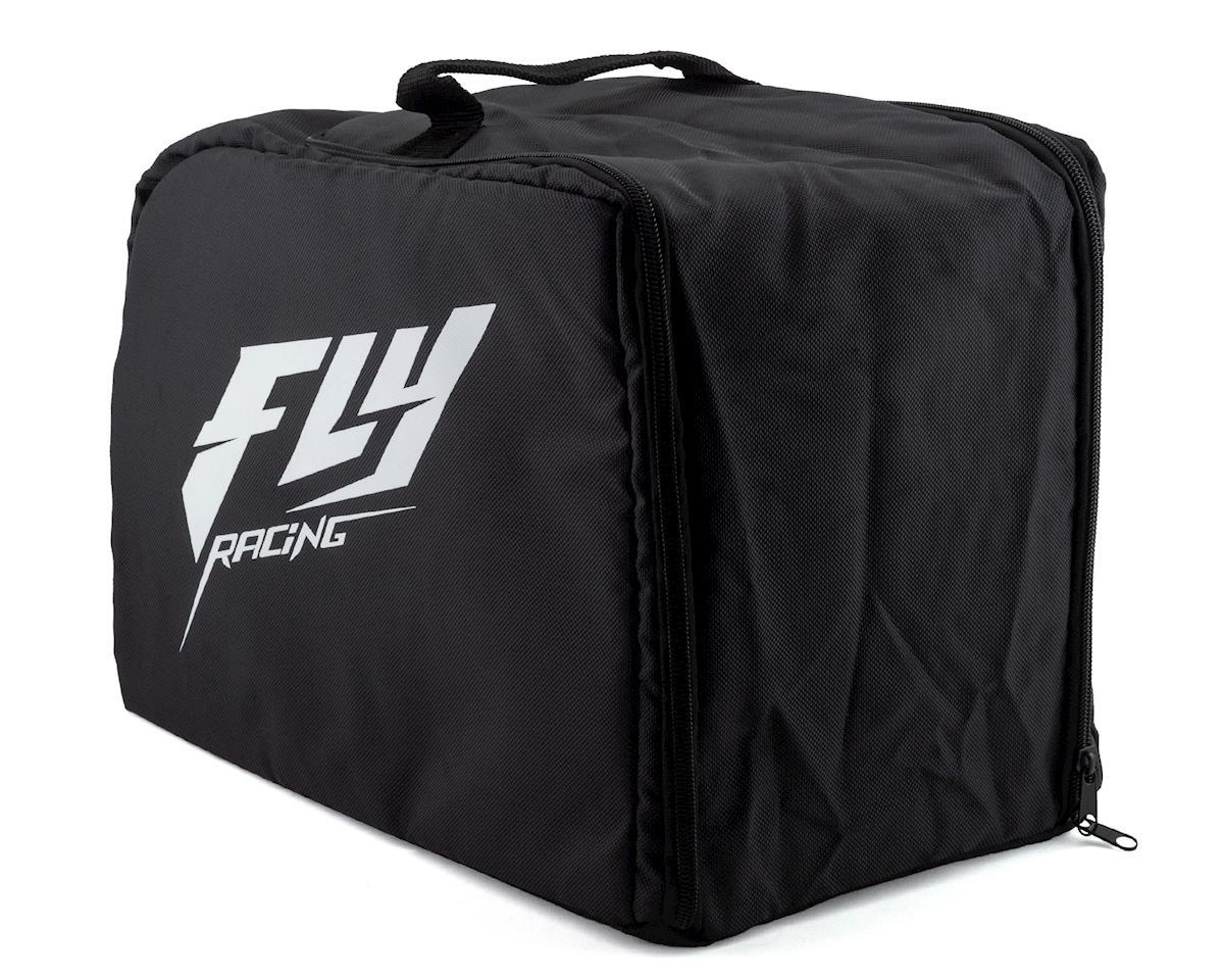 Fly Racing Werx Carbon Full-Face Helmet (Ultra) (Black/Hi-Vis Yellow) (S)