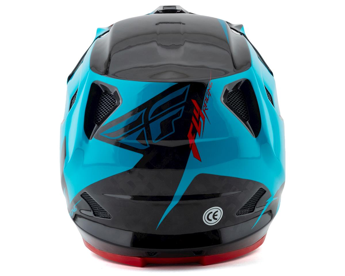 Fly Racing Werx Carbon Full-Face Helmet (Ultra) (Blue/Red/Black) (XS)