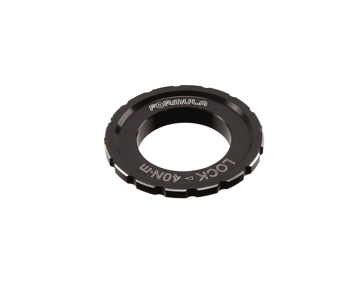 Formula Centerlock Rotor Lockring - black (35mm)
