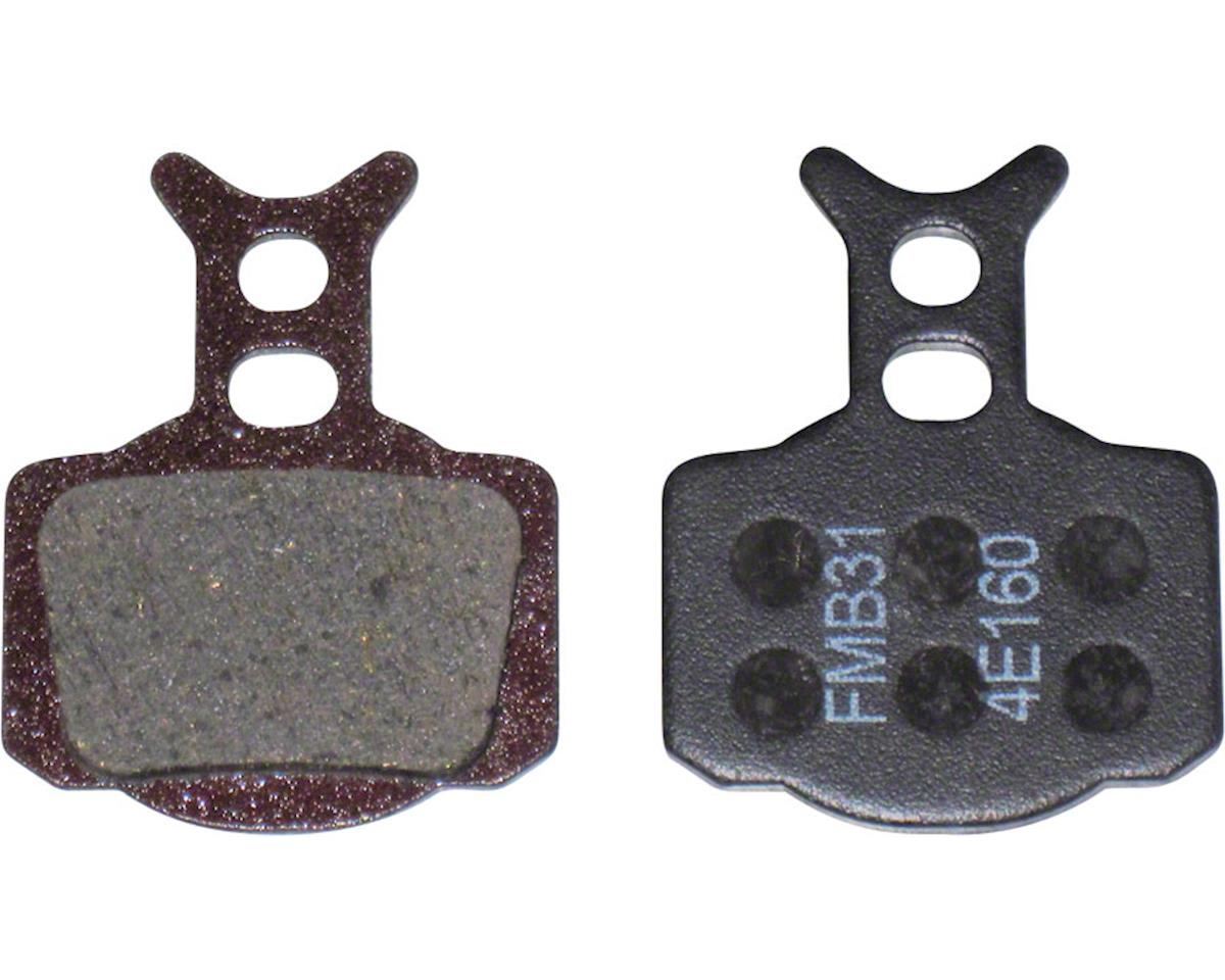 Organic Disc Brake Pads Pair