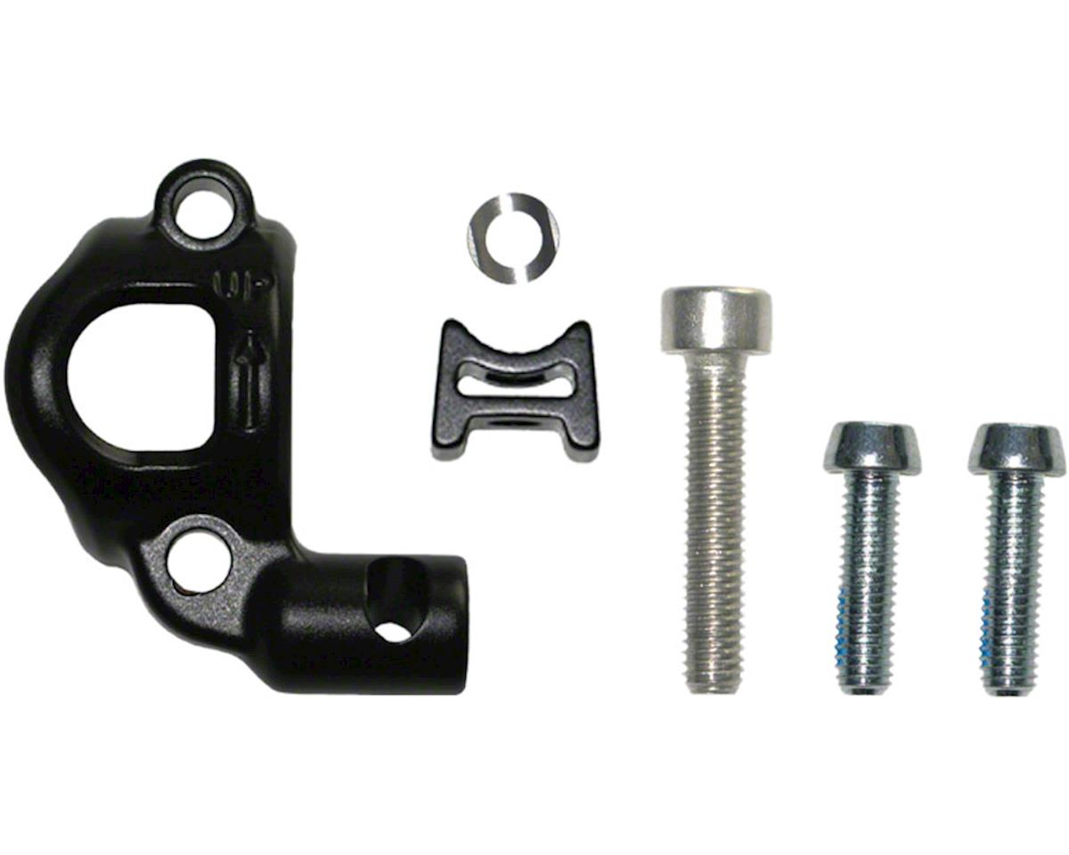 Left Rx Mixmaster Clamp And Screws