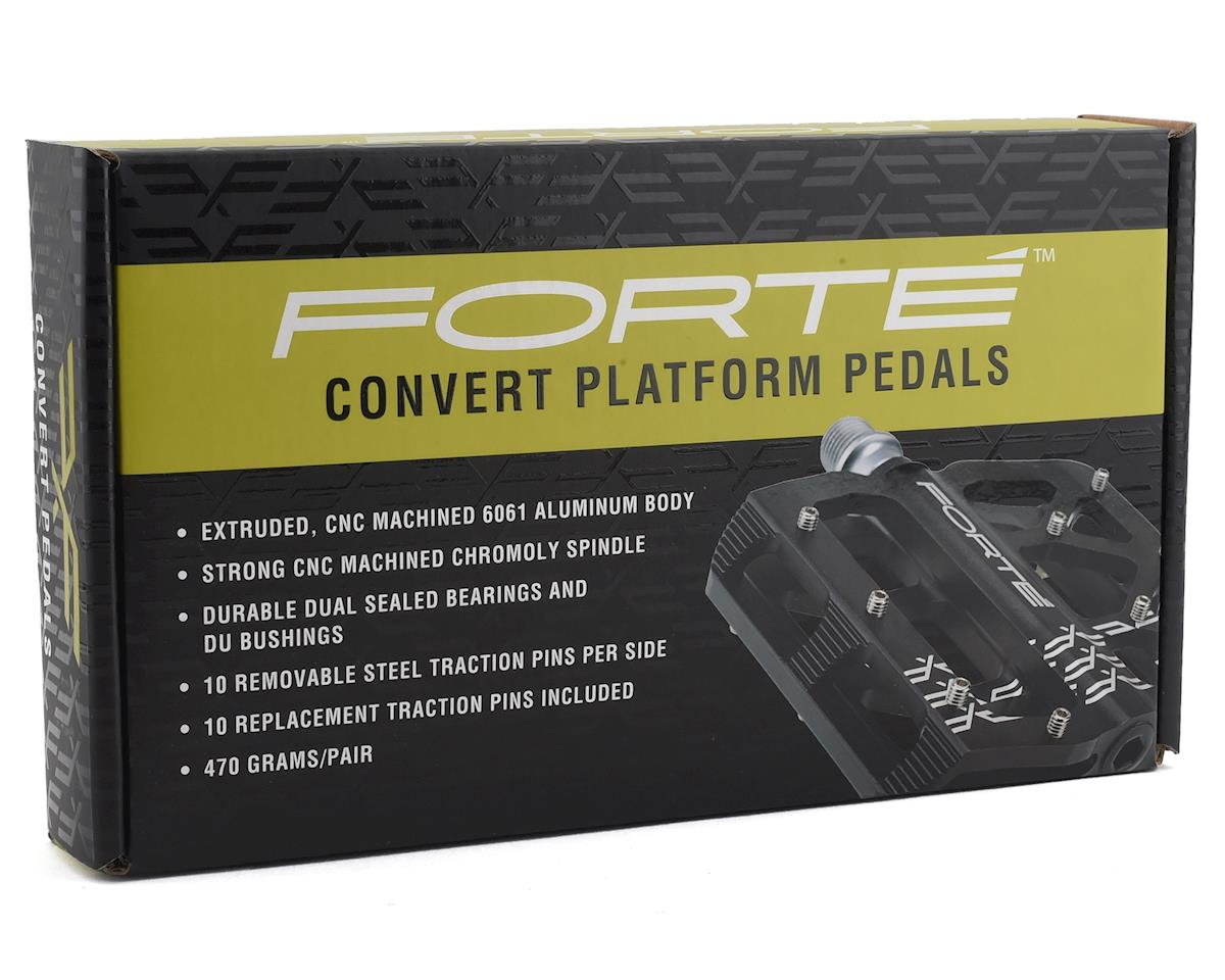 Forte Convert Platform Pedal
