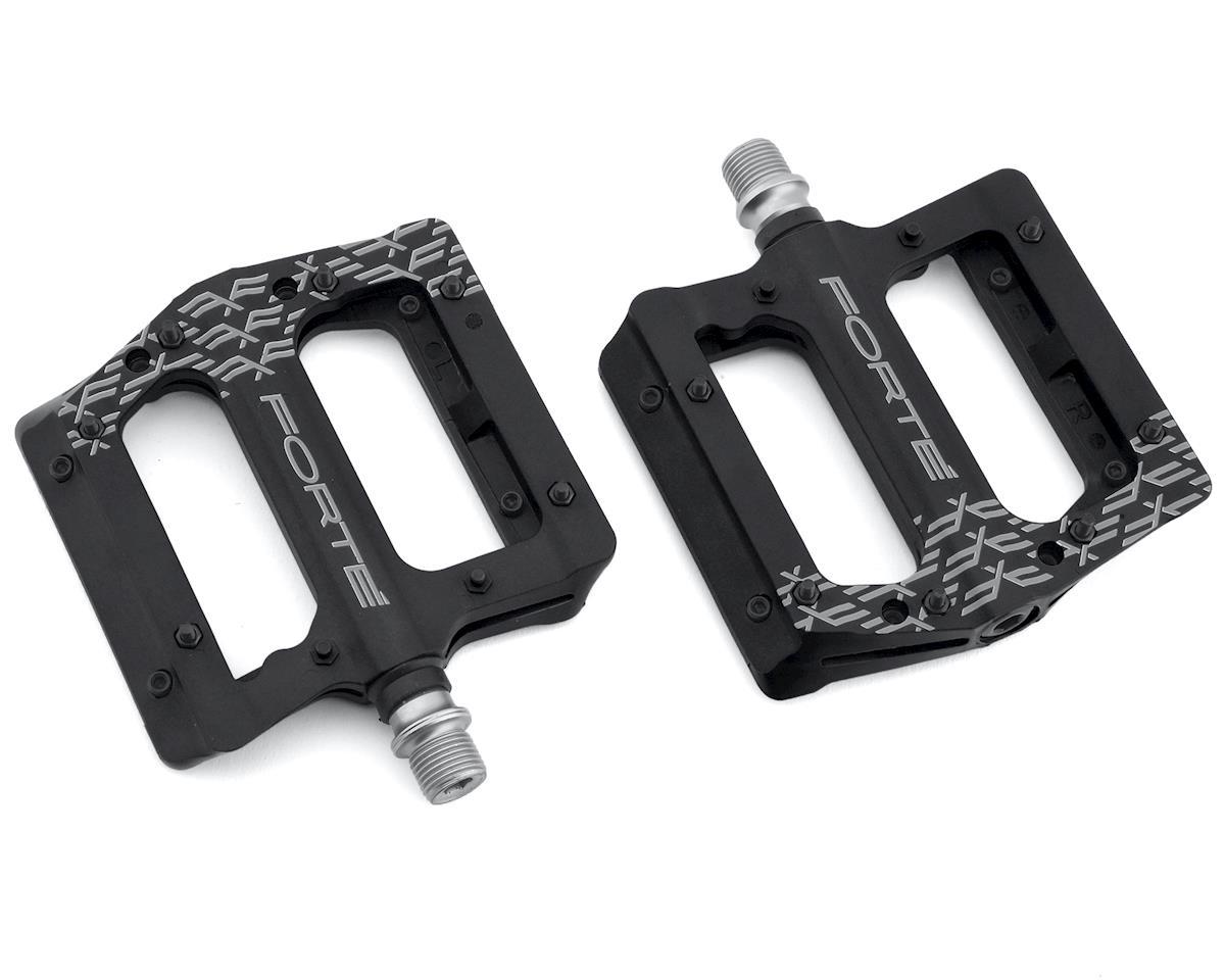 Forte Transfer Platform Pedals (Black)