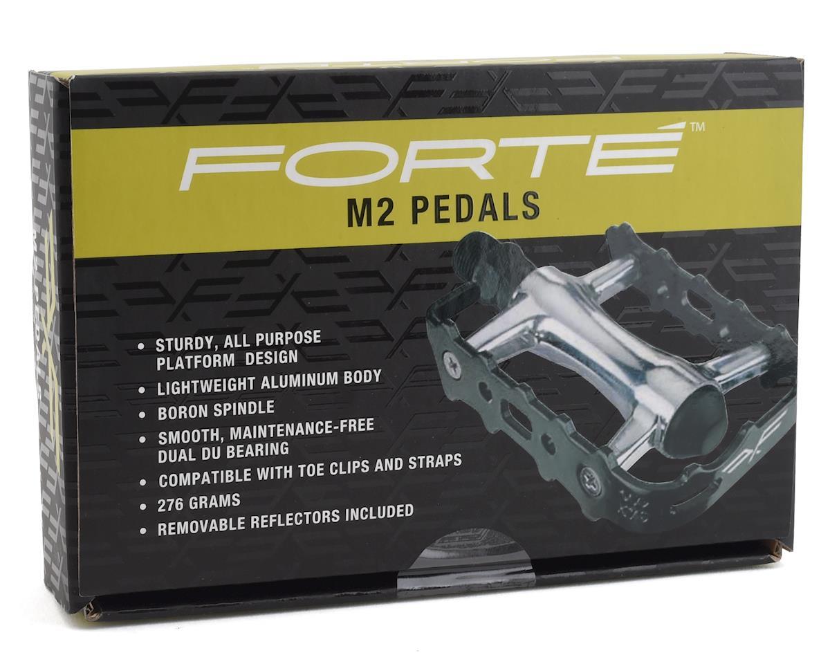 Forte M2 Platform Pedals