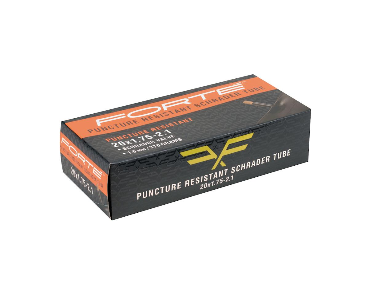 "Forte BMX Puncture Resistant Schrader Tube 20 x 1.75-2.1"""