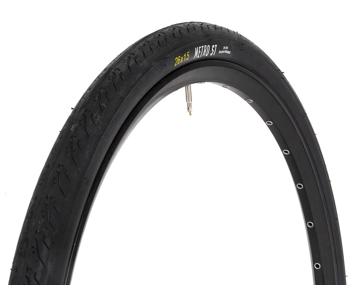 "Panaracer Tour Bicycle Tire //// 26x1.50/"" //// Black //// Wire Bead"