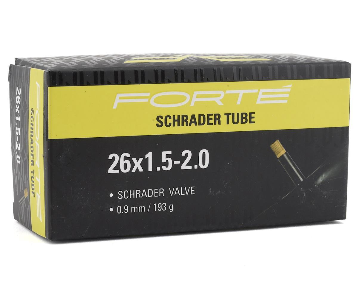Forte Schrader Valve MTB Tube (26 x 1.5-2.0)