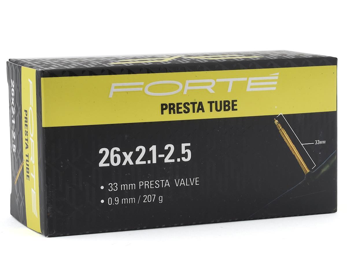 Forte Presta Valve MTB Tube (26 x 2.1-2.5)