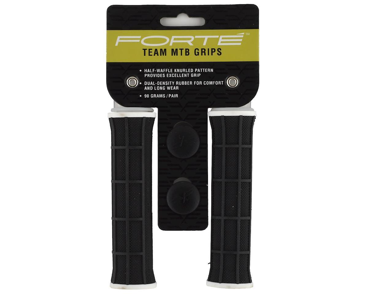 Image 2 for Forte Team MTB Grips (Black)