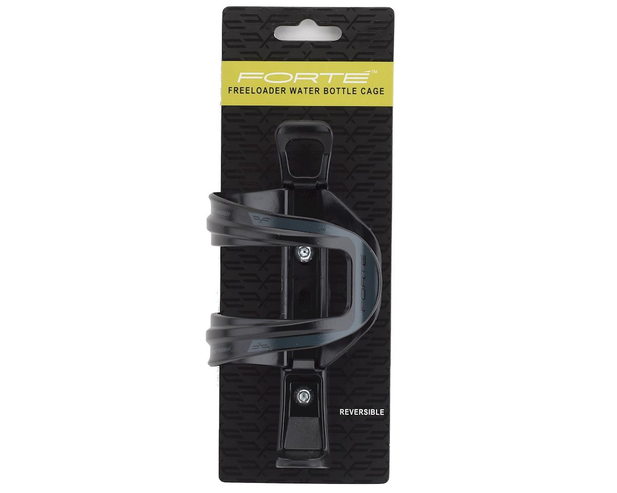 Forte Freeloader Side-Loading Water Bottle Cage (Black)