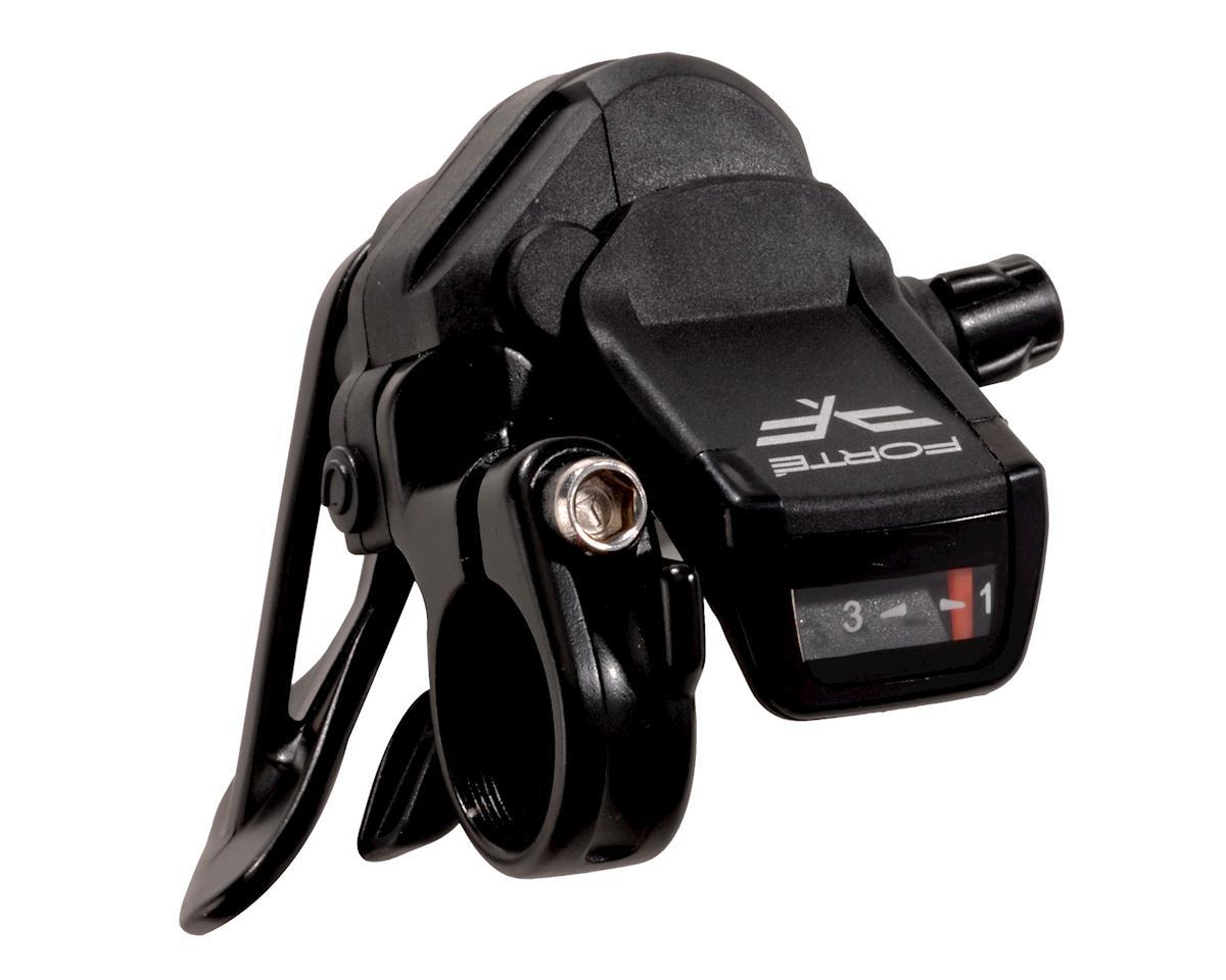 Forte 9-Speed MTB Trigger Shifter (Black)