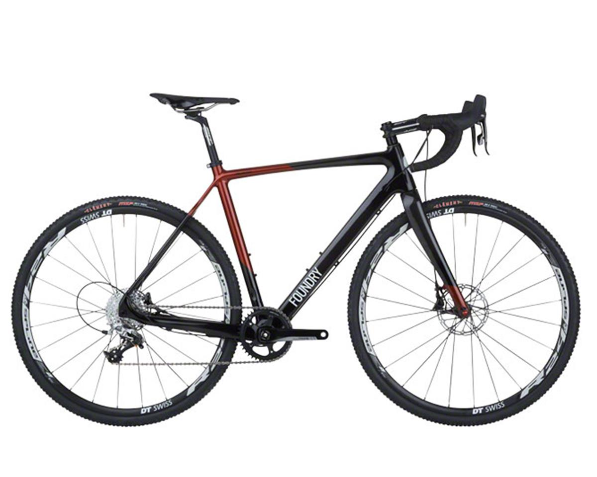 Foundry Cycles Valmont Cyclocross Bike Rival-1 (Rust Red)