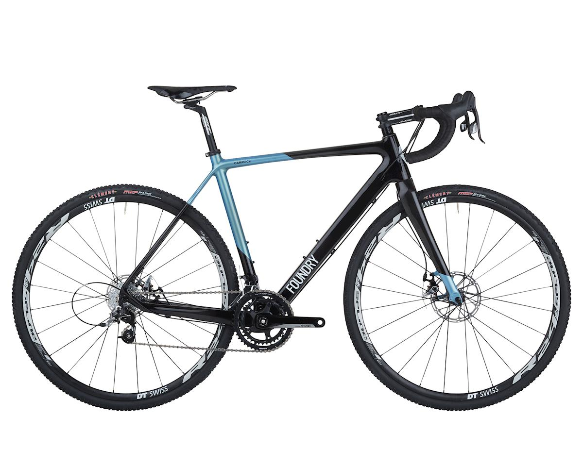 Foundry Cycles Camrock Cyclocross Bike (Rival 22) (Stinger Blue)