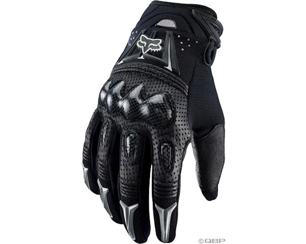 Fox Racing Bomber Full Finger Glove (Black)