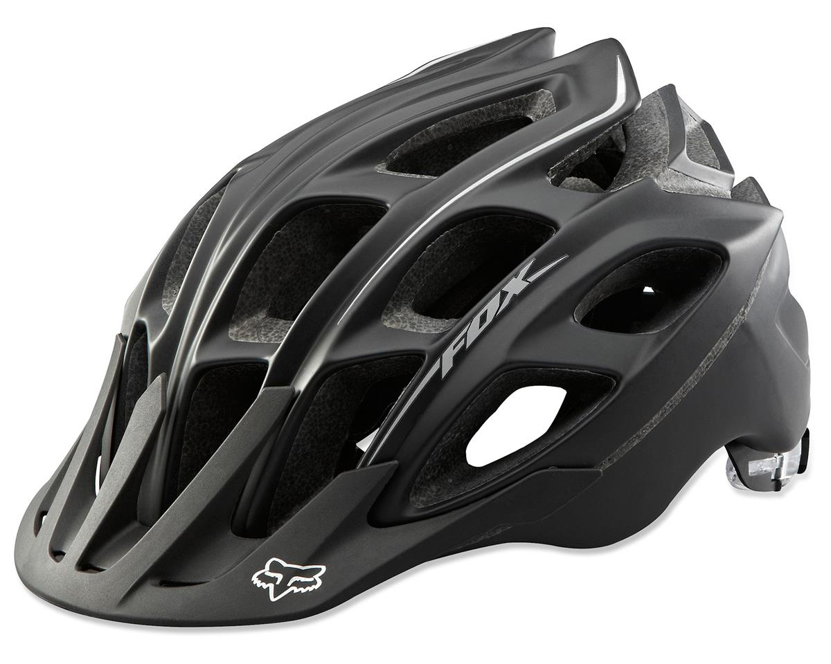Fox Racing Striker Helmet (Matte Black)