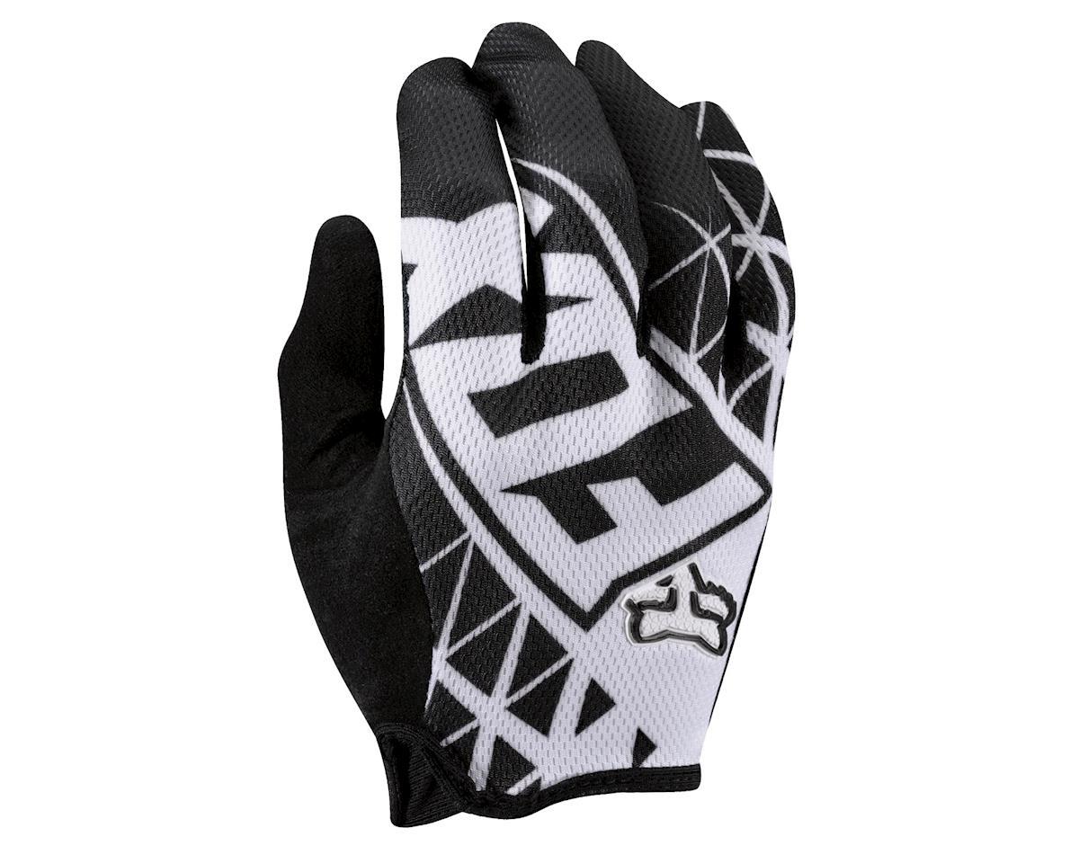 Fox Demo Glove: Black~ Md