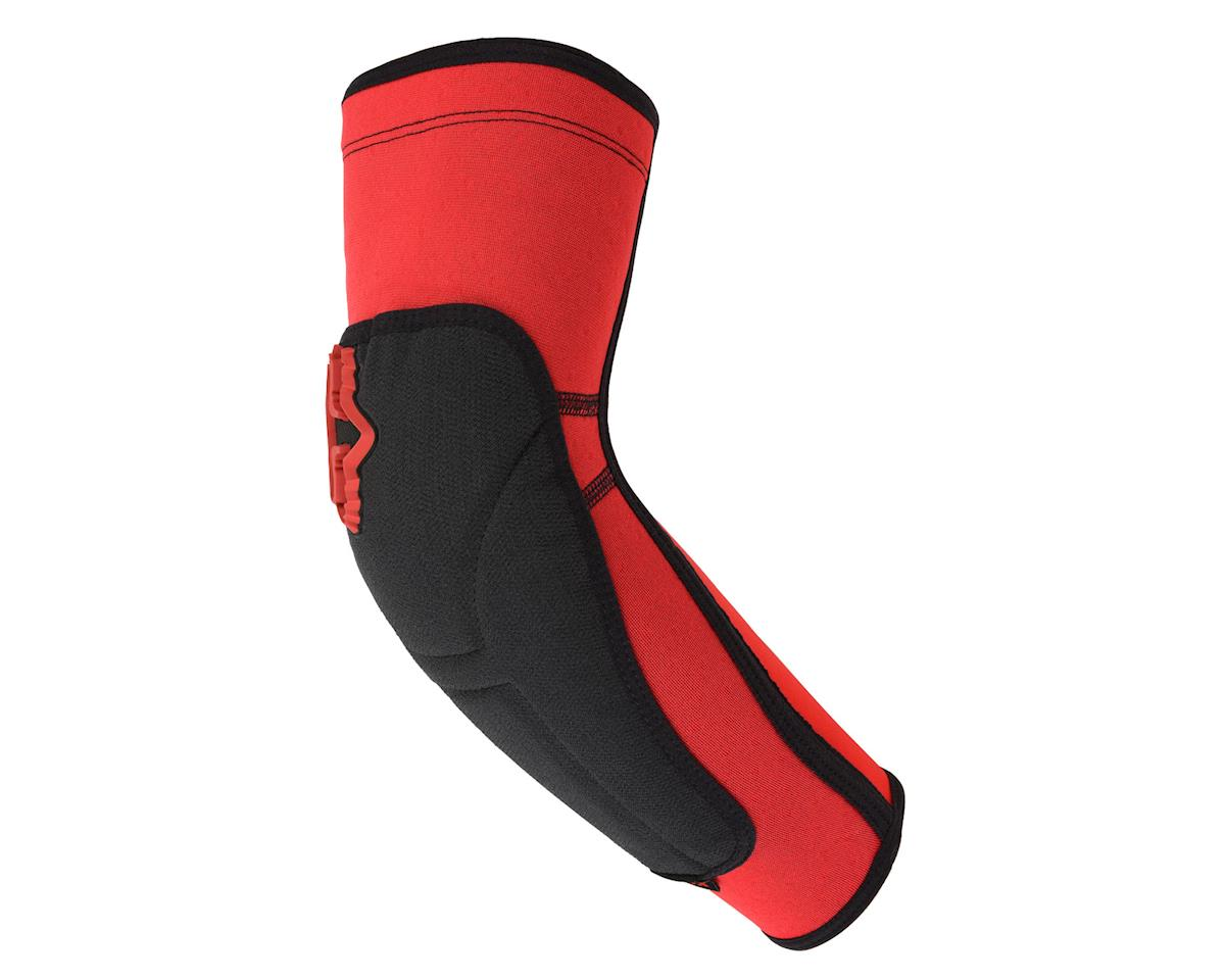 Fox Launch Enduro Elbow Guards (Red) (M)